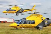 Air Ambulance - Wootton Community & Sports Centre